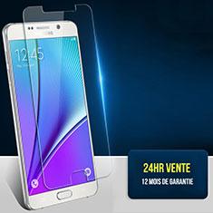 Protector de Pantalla Cristal Templado T03 para Samsung Galaxy Note 5 N9200 N920 N920F Claro