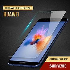 Protector de Pantalla Cristal Templado T08 para Huawei Honor 7X Claro