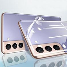 Protector de Pantalla Cristal Templado Trasera B01 para Samsung Galaxy S21 5G Claro