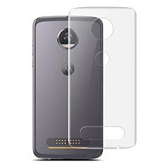 Protector de Pantalla Trasera para Motorola Moto Z2 Play Claro