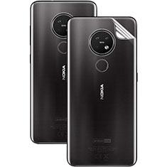 Protector de Pantalla Trasera para Nokia 7.2 Claro