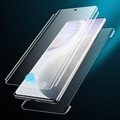 Protector de Pantalla Ultra Clear Frontal y Trasera F01 para Vivo X60 Pro 5G Claro