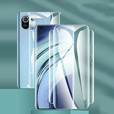 Protector de Pantalla Ultra Clear Frontal y Trasera F01 para Xiaomi Mi 11 5G Claro