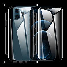 Protector de Pantalla Ultra Clear Frontal y Trasera para Apple iPhone 12 Pro Claro