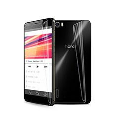 Protector de Pantalla Ultra Clear Frontal y Trasera para Huawei Honor 6 Claro