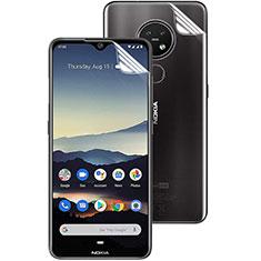 Protector de Pantalla Ultra Clear Frontal y Trasera para Nokia 7.2 Claro
