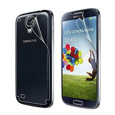Protector de Pantalla Ultra Clear Frontal y Trasera para Samsung Galaxy S4 i9500 i9505 Claro