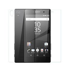 Protector de Pantalla Ultra Clear Frontal y Trasera para Sony Xperia Z5 Premium Claro