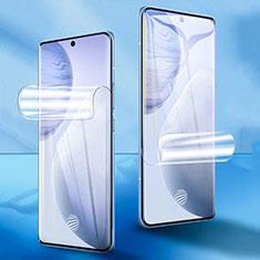 Protector de Pantalla Ultra Clear Integral Film F01 para Vivo X60 Pro 5G Claro