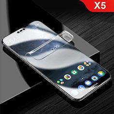 Protector de Pantalla Ultra Clear Integral Film para Nokia X5 Claro