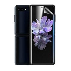 Protector de Pantalla Ultra Clear Integral Film para Samsung Galaxy Z Flip 5G Claro