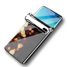 Protector de Pantalla Ultra Clear Integral Film Privacy para Samsung Galaxy S10 5G SM-G977B Claro