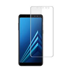 Protector de Pantalla Ultra Clear para Samsung Galaxy A8+ A8 Plus (2018) Duos A730F Claro