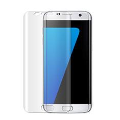 Protector de Pantalla Ultra Clear para Samsung Galaxy S7 Edge G935F Claro