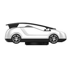 Soporte de Brazo Ventosa de Coche Universal H03 para Sony Xperia XA3 Ultra Blanco