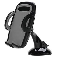 Soporte de Brazo Ventosa de Coche Universal H09 para Sony Xperia XA3 Ultra Negro