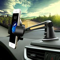 Soporte de Brazo Ventosa de Coche Universal H16 para Sony Xperia XA2 Negro