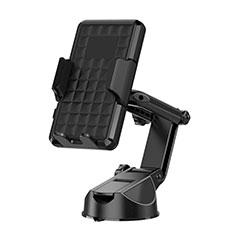Soporte de Brazo Ventosa de Coche Universal H17 para Sony Xperia XA3 Ultra Negro