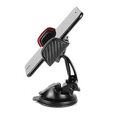 Soporte de Brazo Ventosa de Coche Universal H18 para Sony Xperia XA2 Negro