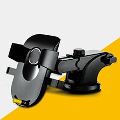 Soporte de Brazo Ventosa de Coche Universal H20 para Sony Xperia XA2 Negro