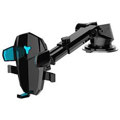 Soporte de Brazo Ventosa de Coche Universal H21 para Huawei Mate 10 Negro