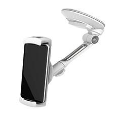 Soporte de Brazo Ventosa de Coche Universal H22 para Sony Xperia XA3 Ultra Plata