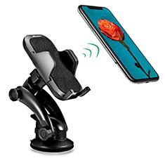 Soporte de Brazo Ventosa de Coche Universal H23 para Sony Xperia XA3 Ultra Negro