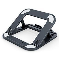 Soporte Ordenador Portatil Universal T02 para Samsung Galaxy Book Flex 13.3 NP930QCG Negro