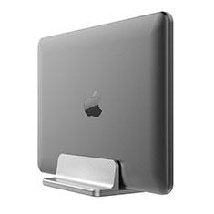 Soporte Ordenador Portatil Universal T05 para Huawei Honor MagicBook 15 Plata