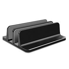 Soporte Ordenador Portatil Universal T06 para Huawei Honor MagicBook 15 Negro