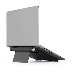 Soporte Ordenador Portatil Universal T11 para Huawei Honor MagicBook 15 Negro