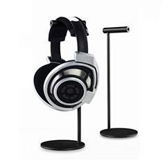 Soporte Universal de Auriculares Cascos Negro