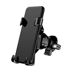 Soporte Universal de Coche Rejilla de Ventilacion Sostenedor A03 para Huawei Ascend Mate Negro
