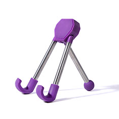 Soporte Universal De Movil Sostenedor K15 para Apple iPhone 11 Morado