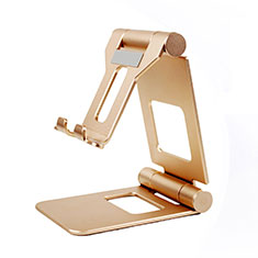 Soporte Universal De Movil Sostenedor K19 para Apple iPhone 11 Pro Max Oro