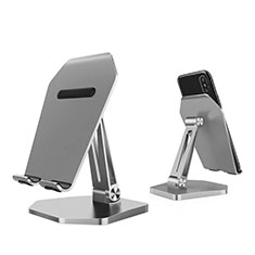Soporte Universal De Movil Sostenedor K22 para Apple iPhone 11 Plata