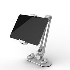 Soporte Universal Sostenedor De Tableta Tablets Flexible H02 para Apple iPad 2 Blanco