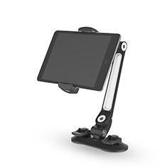 Soporte Universal Sostenedor De Tableta Tablets Flexible H02 para Huawei MatePad 10.8 Negro