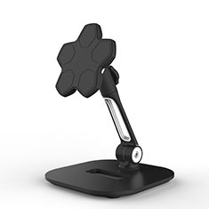 Soporte Universal Sostenedor De Tableta Tablets Flexible H03 para Huawei MatePad 10.8 Negro