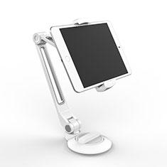 Soporte Universal Sostenedor De Tableta Tablets Flexible H04 para Huawei MatePad 10.8 Blanco