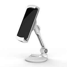Soporte Universal Sostenedor De Tableta Tablets Flexible H05 para Xiaomi Mi Pad Blanco