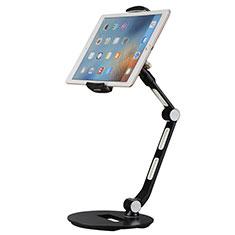 Soporte Universal Sostenedor De Tableta Tablets Flexible H08 para Samsung Galaxy Note 10.1 2014 SM-P600 Negro