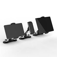 Soporte Universal Sostenedor De Tableta Tablets Flexible H11 para Apple iPad 2 Negro