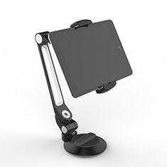 Soporte Universal Sostenedor De Tableta Tablets Flexible H12 para Samsung Galaxy Note 10.1 2014 SM-P600 Negro