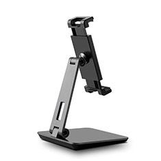 Soporte Universal Sostenedor De Tableta Tablets Flexible K06 para Apple iPad 2 Negro