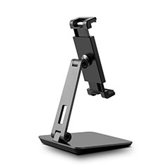 Soporte Universal Sostenedor De Tableta Tablets Flexible K06 para Samsung Galaxy Tab 4 7.0 SM-T230 T231 T235 Negro