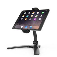 Soporte Universal Sostenedor De Tableta Tablets Flexible K08 para Samsung Galaxy Tab S6 Lite 10.4 SM-P610 Negro
