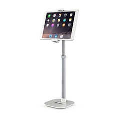 Soporte Universal Sostenedor De Tableta Tablets Flexible K09 para Huawei MediaPad M6 8.4 Blanco
