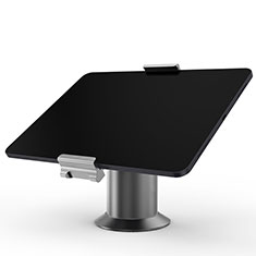 Soporte Universal Sostenedor De Tableta Tablets Flexible K12 para Huawei MatePad 10.8 Gris