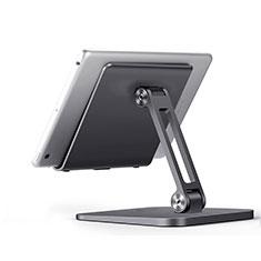 Soporte Universal Sostenedor De Tableta Tablets Flexible K17 para Huawei MatePad 10.8 Gris Oscuro